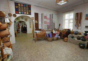 Участники проекта «Псковская Ганза 39 посетят Псковский областной центр народного творчества