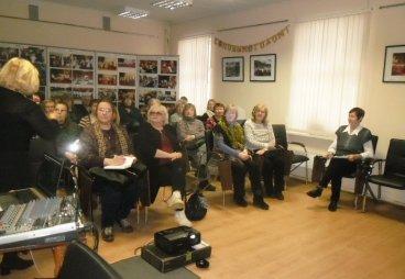 Участники проекта «Псковская Ганза 39 - площадка для европейского партнерства» посетили центр народного творчества